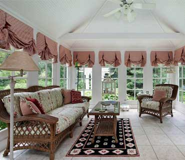 Porch enclosures & sun rooms