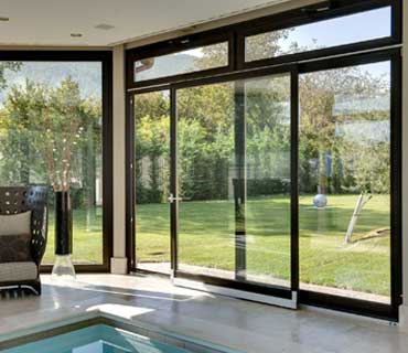 Sliding patio & Garden doors