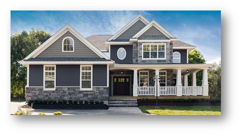 Chipped Window Frames
